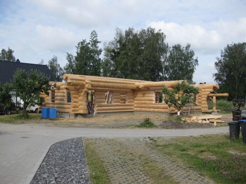 Blockhaus Ueckermünde Bild 15