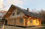 Kanadisches Blockhaus Lucka Bild 14