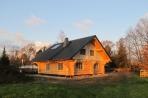 Kanadisches Blockhaus Lucka Bild 15