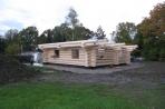Kanadisches Blockhaus Lucka Bild 3