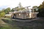 Kanadisches Blockhaus Lucka Bild 6