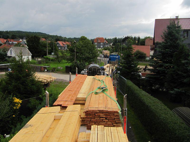 Kanadisches Blockhaus Schleußingen Bild 9