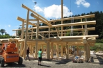 Naturstammfachwerkhaus Geisingen Bild 27