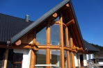 Naturstammfachwerkhaus Geisingen Bild 31