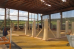 Naturstammfachwerkhaus Geisingen Bild 4