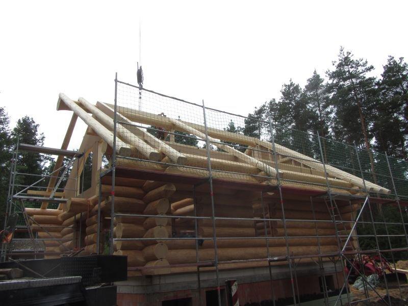 Naturstammblockhaus Wittingen Bild 2