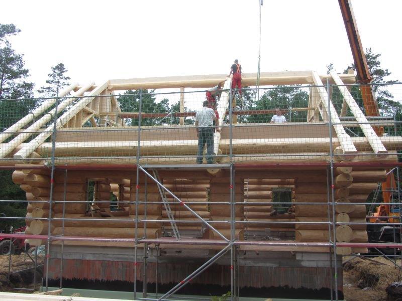 Naturstammblockhaus Wittingen Bild 4