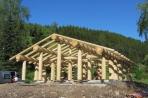 Naturstammfachwerkhaus in Dippoldiswalde Bild 10