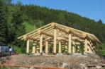 Naturstammfachwerkhaus in Dippoldiswalde Bild 11