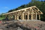 Naturstammfachwerkhaus in Dippoldiswalde Bild 12