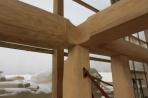 Naturstammfachwerkhaus in Dippoldiswalde Bild 2