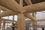Naturstammfachwerkhaus in Dippoldiswalde Bild 4