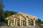 Naturstammfachwerkhaus in Dippoldiswalde Bild 9