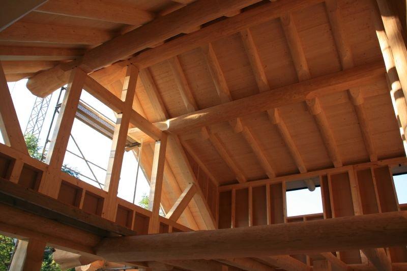 Naturstammfachwerkhaus Kieselbach Bild 13
