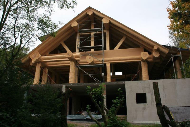 Naturstammfachwerkhaus Kieselbach Bild 17