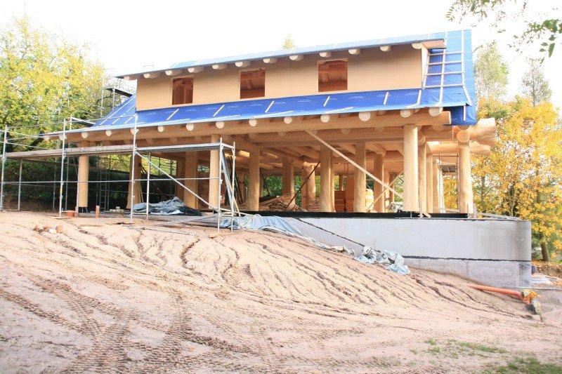 Naturstammfachwerkhaus Kieselbach Bild 18
