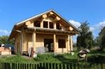 Naturstammfachwerkhaus Altenburger Land Bild 10