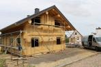 Naturstammfachwerkhaus Altenburger Land Bild 4