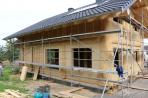Naturstammfachwerkhaus Altenburger Land Bild 5