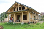 Naturstammfachwerkhaus Altenburger Land Bild 6