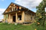 Naturstammfachwerkhaus Altenburger Land Bild 8