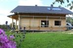 Naturstammfachwerkhaus Altenburger Land Bild 9