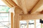 Naturstammfachwerkhaus Bad Schmiedeberg Bild 1