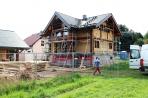 Naturstammfachwerkhaus Bad Schmiedeberg Bild 11