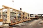 Naturstammhaus Büro Brotterode Bild 6