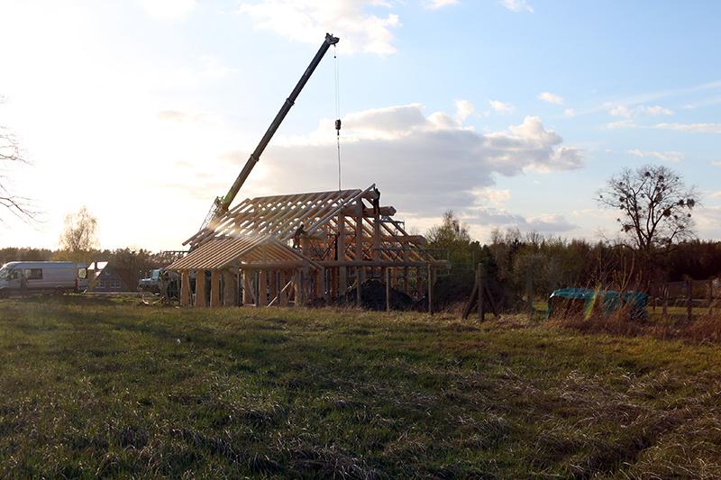 Naturstammfachwerkhaus Drosedow Bild 25