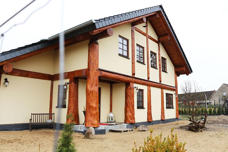 Naturstammfachwerkhaus Drosedow Bild 29