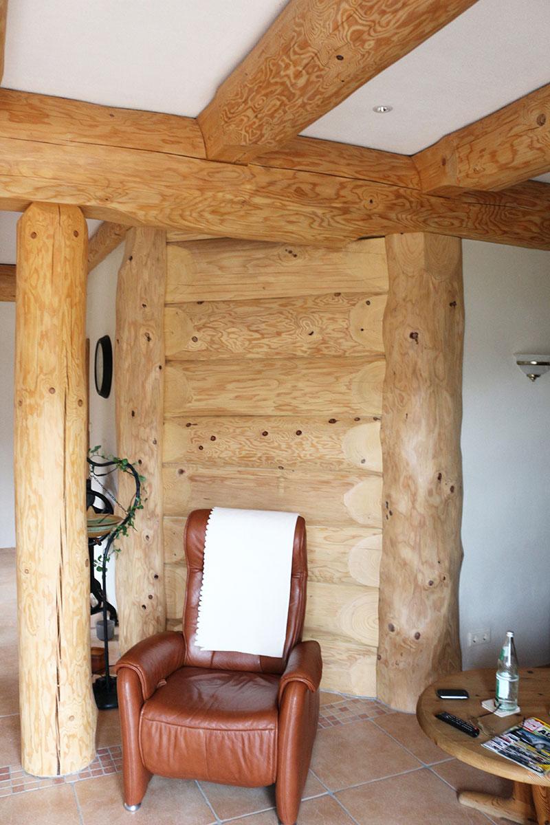 Naturstammfachwerkhaus Drosedow Bild 32