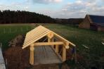 Naturstammfachwerkhaus Drosedow Bild 9