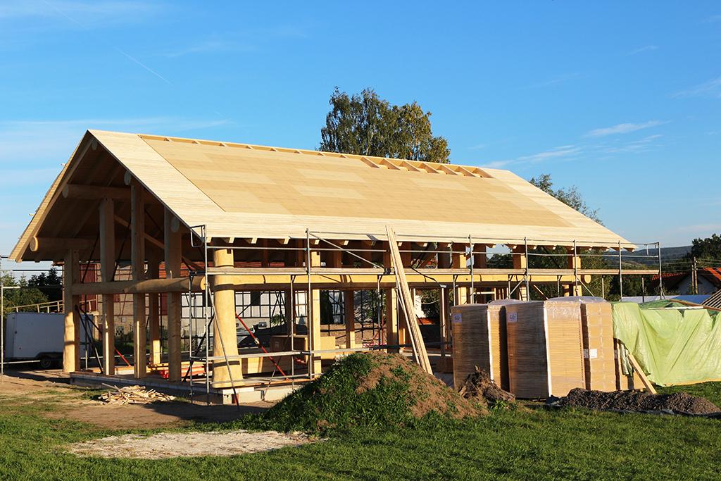 Naturstammfachwerkhaus Pössneck Bild 11