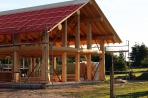 Naturstammfachwerkhaus Pössneck Bild 13