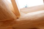 Naturstammfachwerkhaus Storkow Bild 10