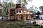 Naturstammfachwerkhaus Storkow Bild 12