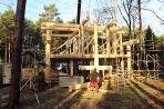 Naturstammfachwerkhaus Storkow Bild 2