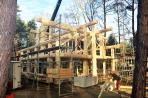 Naturstammfachwerkhaus Storkow Bild 3