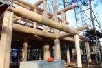 Naturstammfachwerkhaus Storkow Bild 4