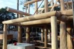 Naturstammfachwerkhaus Storkow Bild 5