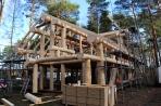 Naturstammfachwerkhaus Storkow Bild 6