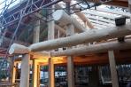 Naturstammfachwerkhaus Storkow Bild 7