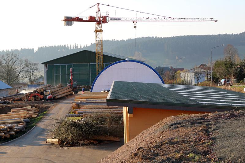 Technikhalle Brotterode Bild 34