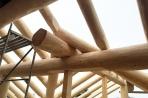 Naturstammfachwerkhaus Auerbach Bild 6