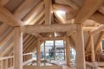 Naturstammfachwerkhaus Grünheide Bild 14