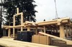 Naturstammfachwerkhaus Grünheide Bild 4