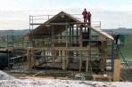 Naturstammfachwerkhaus Hainspitz Bild 5