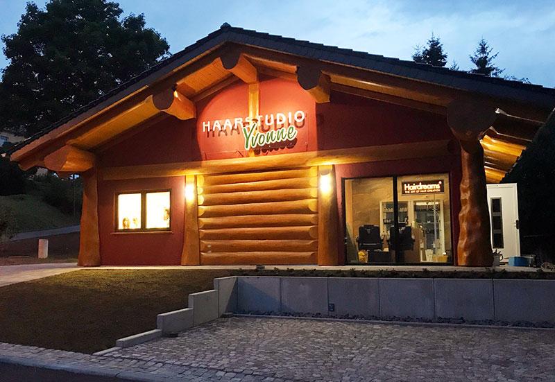 Post and Beam Haarstudio 1