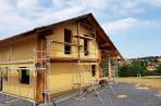Naturstammfachwerkhaus Kamsdorf 4